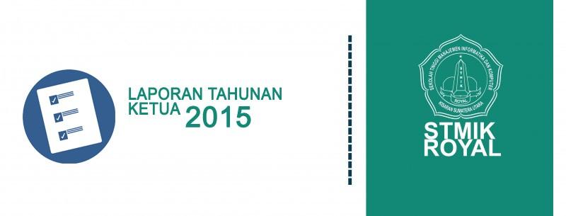 LAPORAN TAHUNAN2015